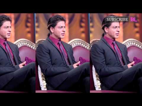 Shah Rukh Khan on Anupam Kher's TV show