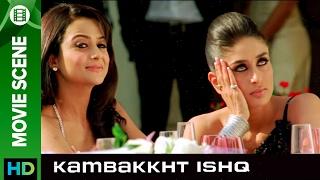 Who understands love?  Kambakkht Ishq  Movie Scene