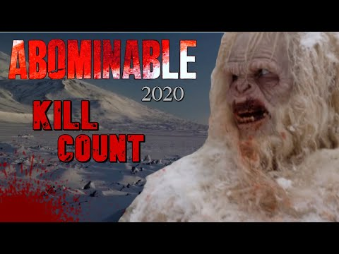 Abominable (2020) - Kill Count S05 - Death Central