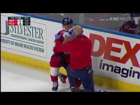 NHL: Big Hits Part 2