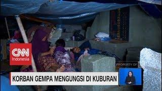 Video Miris! Korban Gempa NTB Mengungsi di Kuburan; Gempa Lombok MP3, 3GP, MP4, WEBM, AVI, FLV Agustus 2018