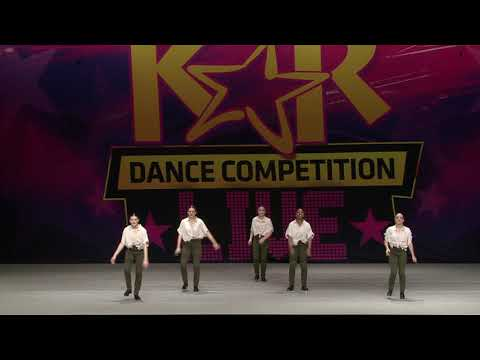 Best Tap // LITTLE LION MAN - DANCE ATHLETICS COMPETITIVE EDGE [Detroit, MI]