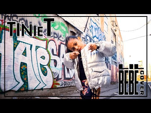 DaniLeigh - Lil Bebe (Cover by 7 year old Tinie T) | MihranTV