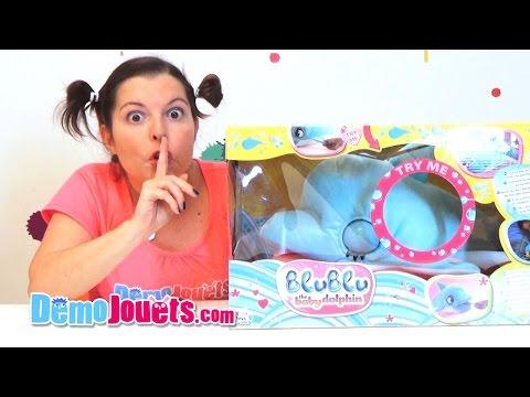 (JOUET) Blublu le Dauphin IMC Toys - Démo Jouets