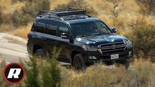2020 Toyota Land Cruiser Heritage Edition: 5 things you need to know about this adventure-ready SUV by Roadshow