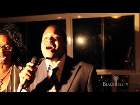 ACTRESS KYM WHITLEY HOSTS Wendell James BIRTHDAY PARTY BASH