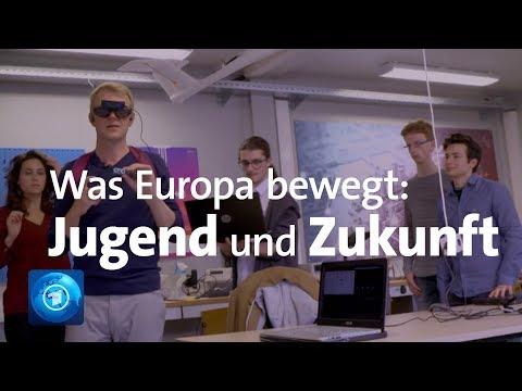 Was Europa bewegt: Jugend und Zukunftschancen