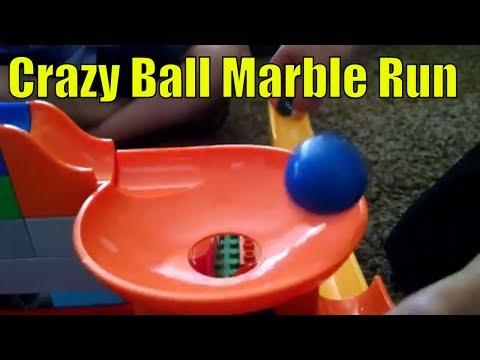 Marble Race Hubelino Blocks Playtime Marble Run