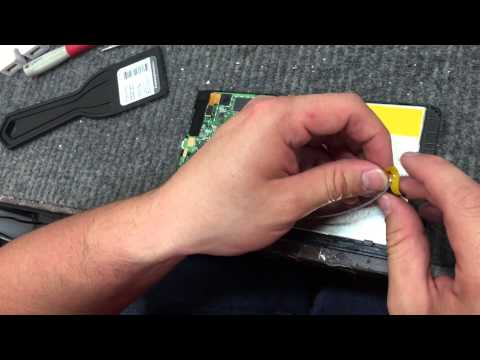 iView tablet - Replace LCD screen