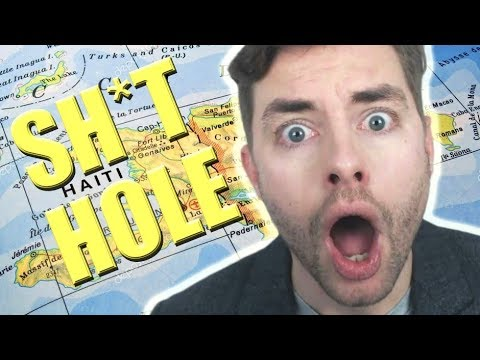 The Truth About 'Sh*thole Countries' (видео)
