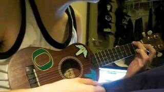 Dragostea Din Tei By O-zone On Ukulele (feat. Otamatone)