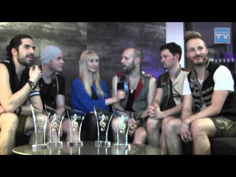 VoxxClub im WEB CHANNEL TV Interview - Smago! AWARD Musikpreis Berlin Moderne Volksmusik