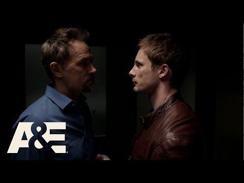 Damien: Damien Calls Det. Shay's Bluff (Season 1, Episode 4) | A&E