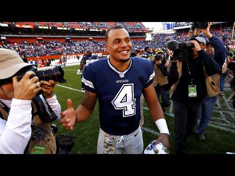 Video: Dak Prescott ready for Cowboys to take next step