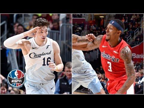 Video: Cedi Osman drops 26, Bradley Beal scores 31, Wizards comeback falls short vs. Cavs | NBA Highlights