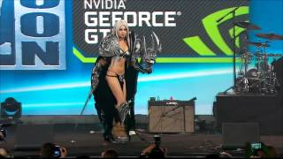 Top 10 sexy costumes of the Blizzcon 2013 costume contest + on stage marriage proposal!