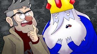 A TRISTE História por trás dos PERSONAGENS dos Cartoons!