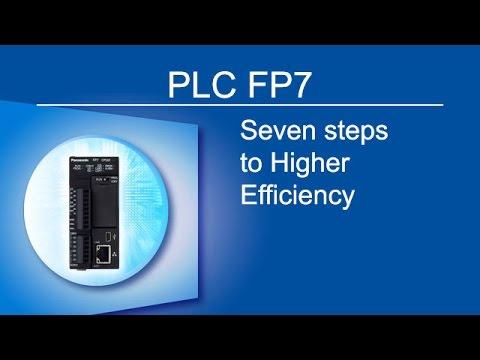 Programovatelný automat PLC FP7