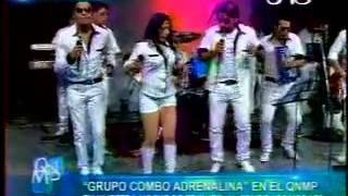 El Combo Adrenalina - LA VENTANITA (en vivo QNMP)