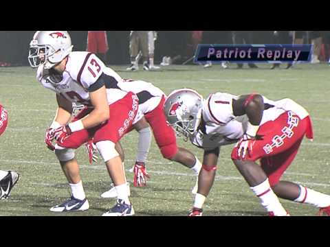 University of the Cumberlands Football vs. University of Pikeville 2013