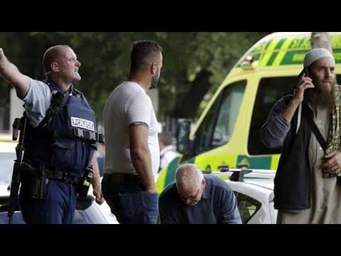 Neuseeland: Terroranschlag beim Freitagsgebet - 49 Tote in Christchurch