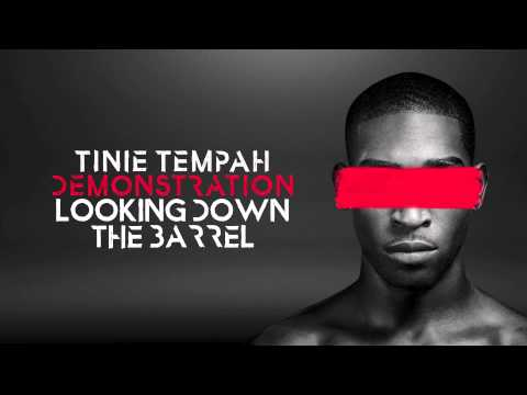 Tinie Tempah - Looking Down The Barrel - Demonstration