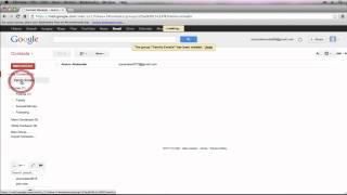 #9 [클라우드 오피스] 지메일 활용법 강좌 (영문) - Gmail Contacts Part 9