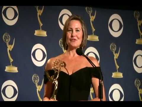 Cherry Jones Emmy Press Conference
