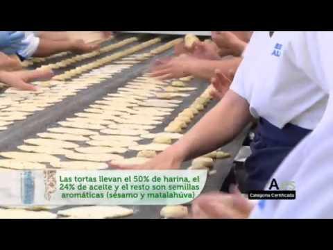 Las tortas de Inés Rosales (видео)