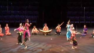 Video Laos Traditional Dance 2009 7 29 Mie, JAPAN MP3, 3GP, MP4, WEBM, AVI, FLV Juni 2018
