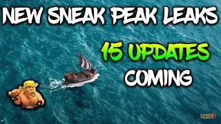 Video NEW UPDATE OF CLASH OF CLANS | NEW GAMEMODE MAY 2017 COC NEW LEAKS 15 UPDATES COMING DATE CONFIRMED! MP3, 3GP, MP4, WEBM, AVI, FLV Mei 2017