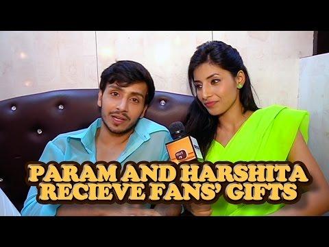 Param and Harshita aka Randhir and Sanyukta of Sad