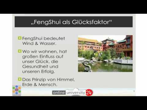 Feng Shui als Glücksfaktor
