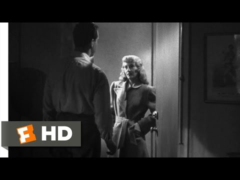 Double Indemnity (3/9) Movie CLIP - A Red Hot Poker (1944) HD
