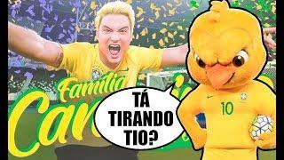 Video Felipe Neto - Família Canarinho É MUITO RUIM ? MP3, 3GP, MP4, WEBM, AVI, FLV Juni 2018
