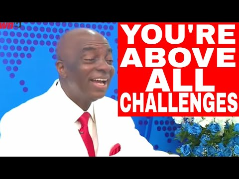 GOD WILL FIGHT FOR YOU - BISHOP DAVID OYEDEPO