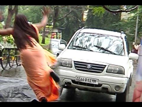 Kumkum Bhagya 15th July 2016 - Pragya Accident , Tanu And Nikhil Tries To Kill Pragya