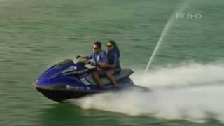 4. 2009 Yamaha FX SHO
