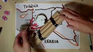 WHYSYRIA : La crisis siria bien contada en menos de 10 minutos y 15 mapas. Subtitles available in: #WHYSYRIA : The Syrian...