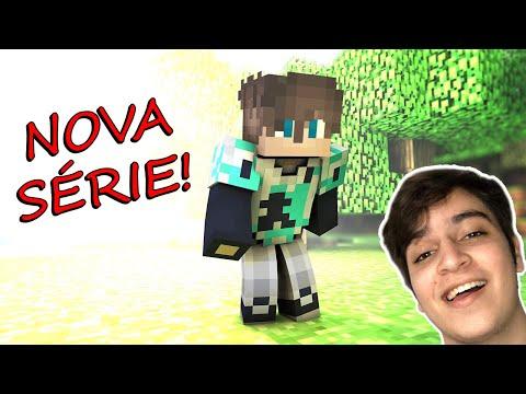 UM NOVO COMEÇO! - Minecraft видео