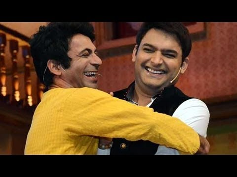 Sunil Grover and Kapil Sharma Re-unite ?