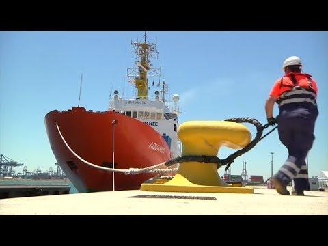 Italien: Rettungsschiff