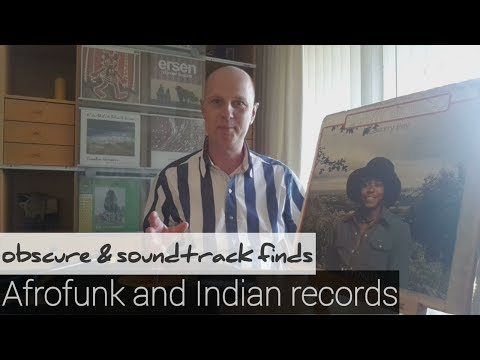 Obscure 70's Vinyl Finds - I FEEL FUNKY - Ep. #14 - Vinyl Community