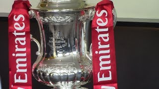 The best of an FA Cup Preliminary Round game at Lye Meadow between Alvechurch and Hanley Town on Saturday 19th August...