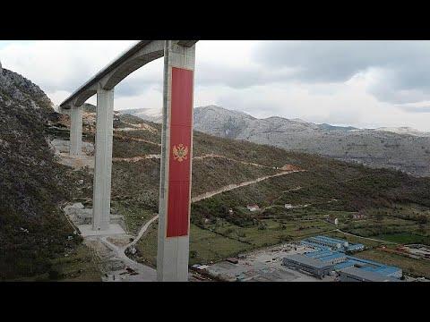 Le Monténégro piégé dans le scandale de l'autoroute chinoise