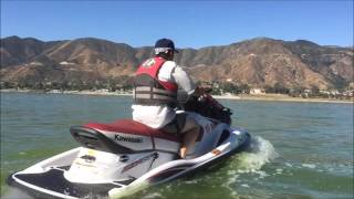 9. 2003 KAWASAKI STX-15F JET SKI FOR SALE
