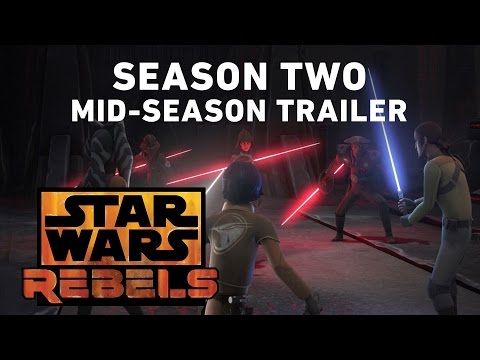 Star Wars Rebels Season 2 (Mid-Season Promo)
