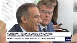 RTK3 Drejtpërdrejt - Komisioni për integrime evropiane 18.07.2019