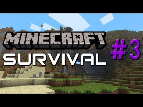 Minecraft Survival 3 Where 39 Dem Creepers At Hd