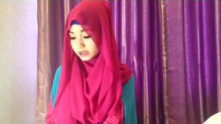 Simple Hijab Tutorial 2ways